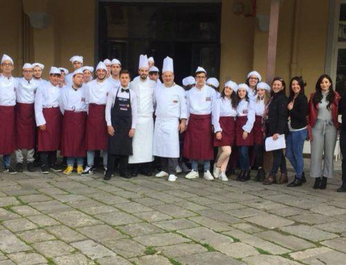 """START COOKING [Liceo """"Luigi Garofano"""" di Capua e Istituti Scolastici Iervolino] SCUOLA VIVA"""