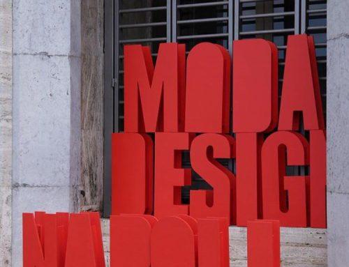 ISTITUTI IERVOLINO @ Napoli Moda Design III edizione – Napoli 5 – 12 maggio 2018.