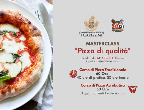 """IERVOLINO I """"CARISSIMI"""" & UPTER presentano: Diventa Pizzaiolo!"""