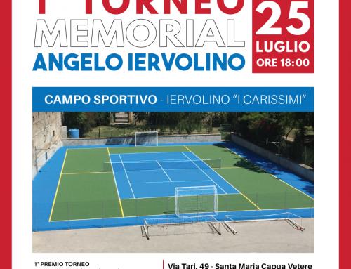 """Un momento importante @ Campo Sportivo – Istituti Scolastici Iervolino """"I Carissimi"""""""
