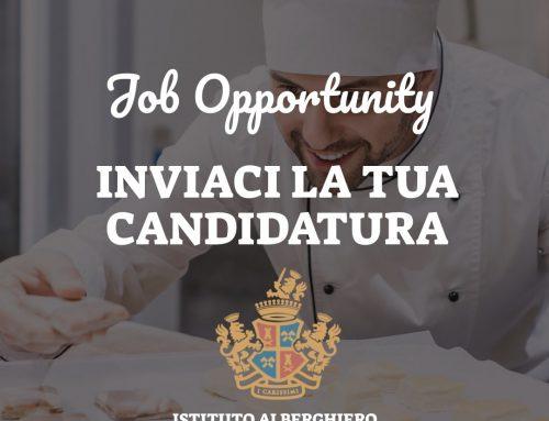 "🔺 job opportunity Iervolino ""I Carissimi""🔺"