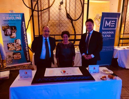 57° Anniversario della Indipendenza di Malta organizzato dalla Ambasciata Maltese a Roma.